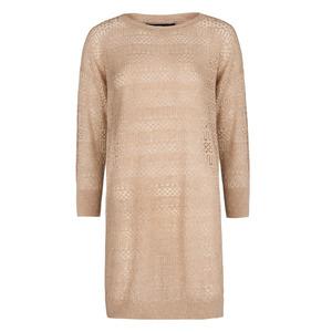 MANGO芒果2013冬季系列裸色针织衫