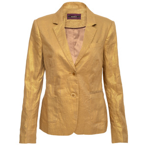 KOOKAÏ 2013年春夏金色西装外套