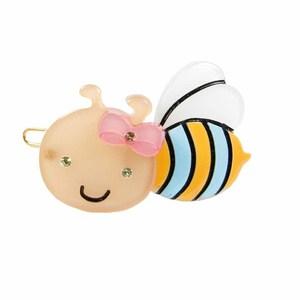 Alexandre Zouari甜蜜蜂蜂饰品系列(金属扣小发夹)