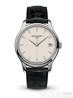 军官与绅士 百达翡丽Calatrava Ref.5227腕表