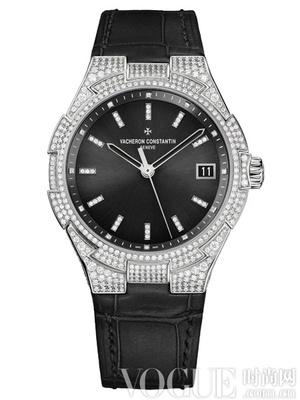 江诗丹顿推出Overseas自动上弦女装珠宝腕表