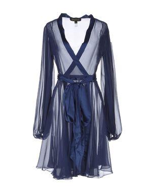 蓝色 JENNY PACKHAM 短款连衣裙