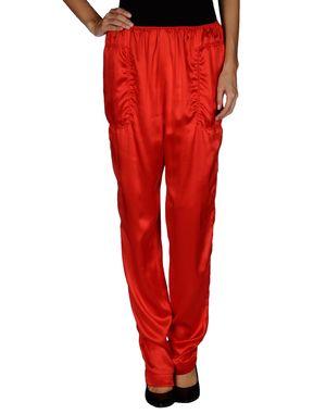 红色 LANVIN 裤装