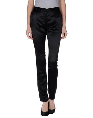 黑色 LANVIN 裤装