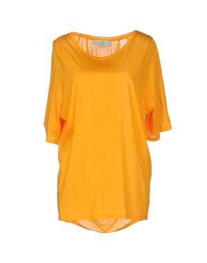 橙色 STELLA MCCARTNEY 短袖T裇