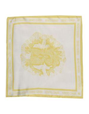 黄色 ROBERTO CAVALLI 方巾