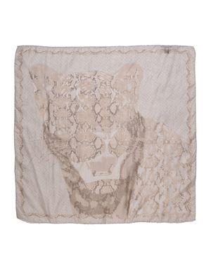 沙色 ROBERTO CAVALLI 方巾