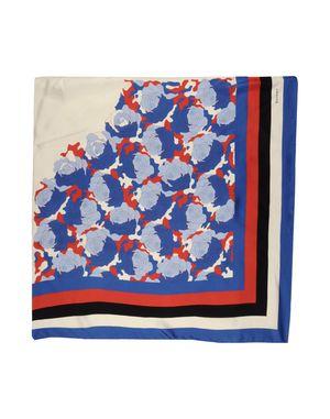 蓝色 VIONNET 方巾