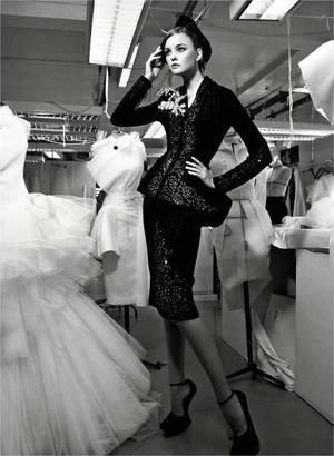 新风貌:Dior New Look的诞生及辉煌历史