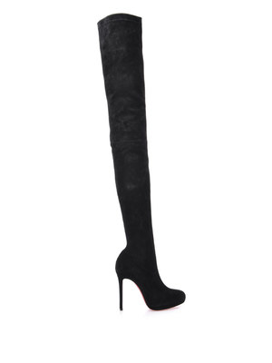 Louise X1 120mm suede boots