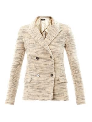 Lali textured tweed jacket