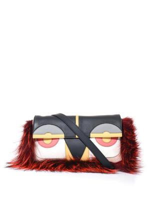 Baguette Bag Bugs leather bag