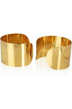 金色臂镯(两件套)