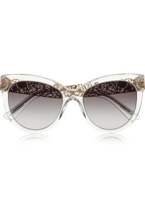 猫眼板材太阳镜