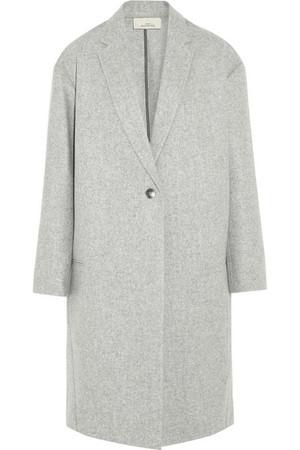 Broadway 羊毛毡外套