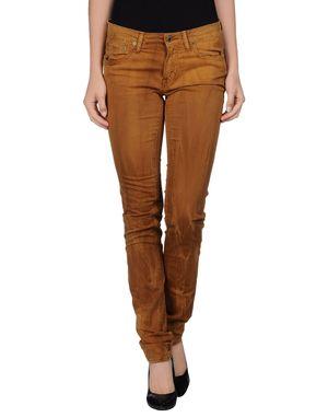 棕色 RALPH LAUREN 裤装