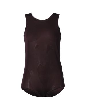 巧克力色 JIL SANDER T-shirt