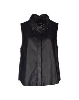 黑色 RAG & BONE Shirt