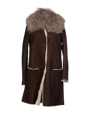 深棕色 DOLCE & GABBANA 大衣