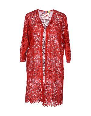 红色 MSGM 外套