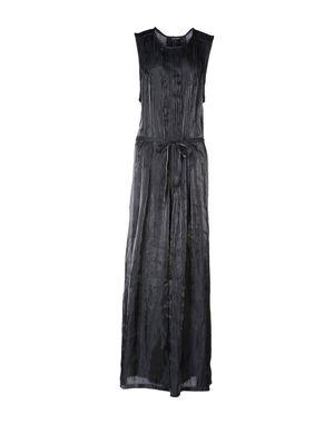 黑色 ANN DEMEULEMEESTER 长款连衣裙