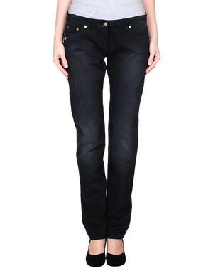 黑色 D.A. DANIELE ALESSANDRINI 裤装