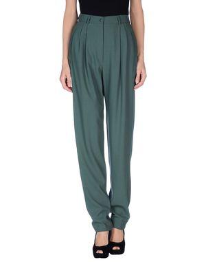 祖母绿 GIORGIO ARMANI 裤装