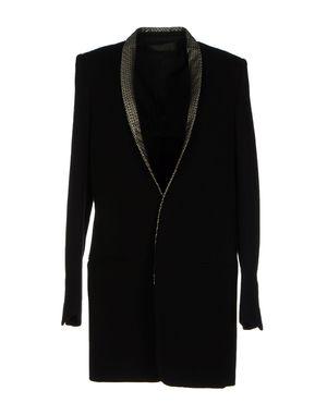 黑色 HAIDER ACKERMANN 大衣
