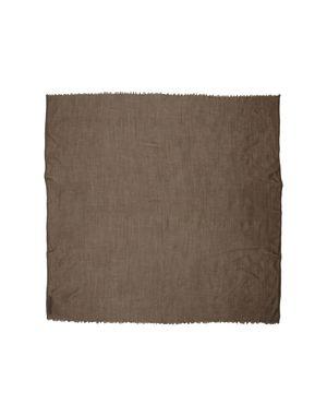 深棕色 RICK OWENS 方巾
