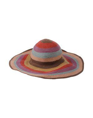 丁香紫 ETRO 帽子