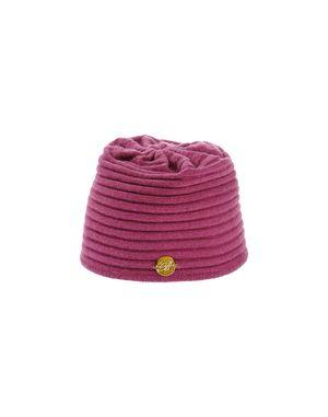 紫色 BLUMARINE 帽子