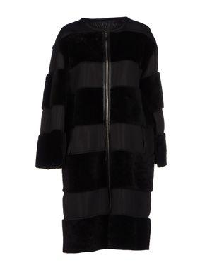黑色 EMPORIO ARMANI 大衣