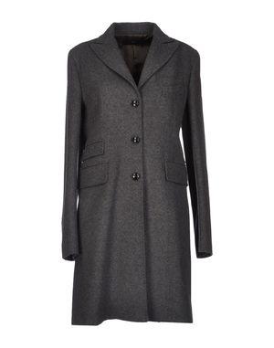 铅灰色 D.A. DANIELE ALESSANDRINI 大衣