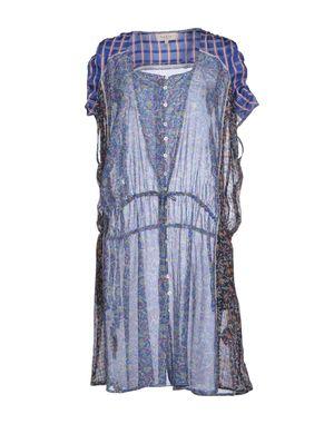 蓝色 PAUL & JOE 短款连衣裙