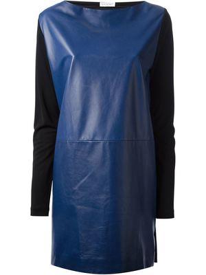 VIONNET panelled dress