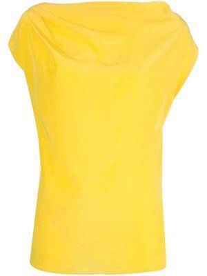 VIONNET draped top