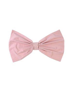 粉红色 PINK BOW 长方披肩
