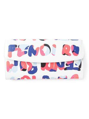 fendi crayon wallet  fendi \'crayons\' wallet