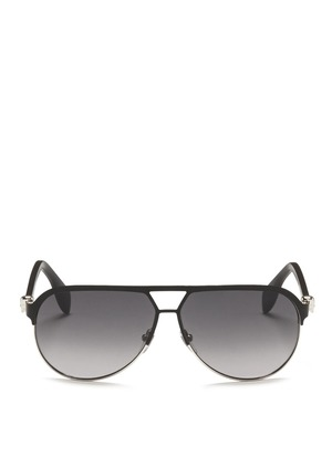 aviator navigator sunglasses  rim aviator