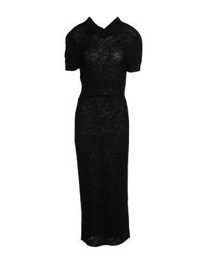 黑色 VIONNET 长款连衣裙