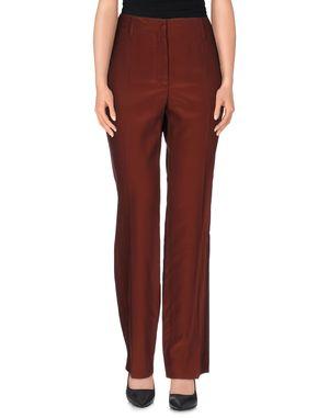 砖红 PRADA 裤装