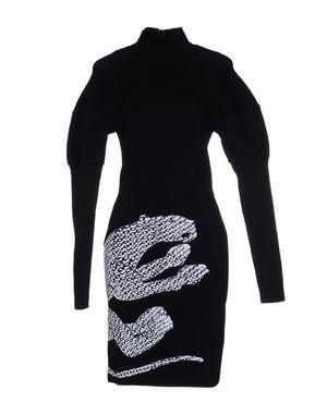 黑色 VIONNET 短款连衣裙