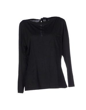 黑色 PRADA T-shirt