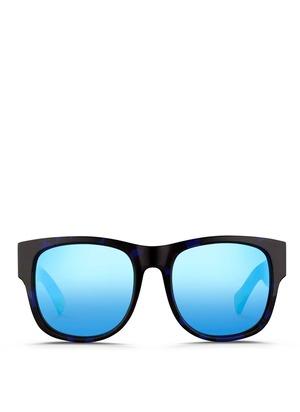 X LINDA FARROW 拼色WAYFARER太阳眼镜