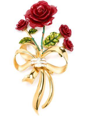 珠宝上的春天 花朵演绎自然风格