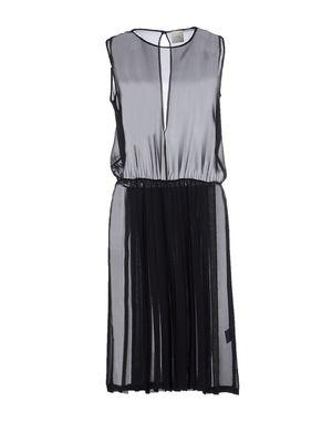 黑色 ...À_LA_FOIS... 及膝连衣裙