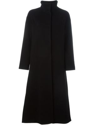 PIAZZA SEMPIONE long single breasted coat