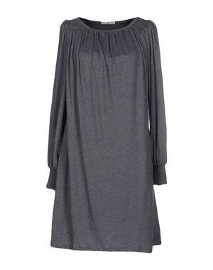 灰色 KLING 短款连衣裙