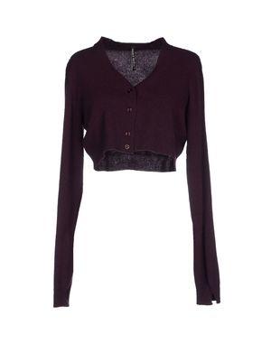 深紫 LIVIANA CONTI 短套衫