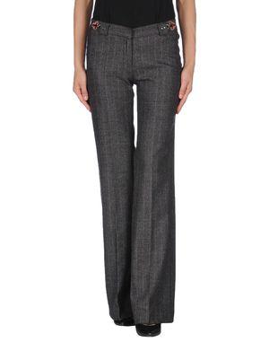 灰色 FAY 裤装